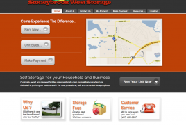 StoneyBrook West Storage